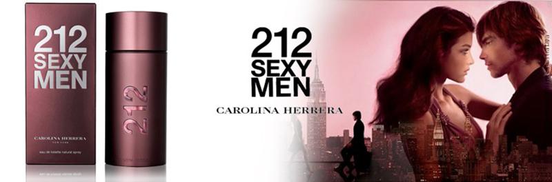 nước hoa tình yêu nam nữ 212 Sexy Men