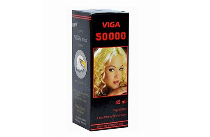 Thuốc xịt kéo dài quan hệ ViGa 50000