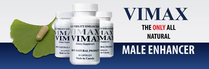 Thực phẩm chức năng tăng cường sinh lý nam tự nhiên Vimax
