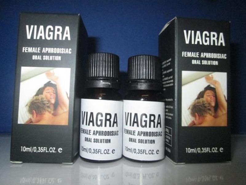 Thuốc kích dục nữ dạng viên Viagra
