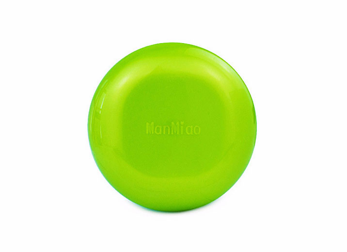 Máy thủ dâm đồ chơi tình yêu cầm tay silicon có rung Manmiao